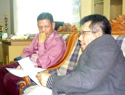 Samiun menjelaskan detail benefit Mahasiswakoe