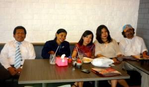 Samiun - Tini dan Neni Cs di URBAN HOUSE Mall Panakukang Lantai 3