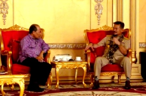 Chaidir dan Syahrul Yasin Limpo