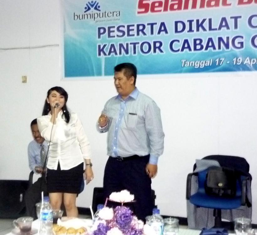 """Juwita dan Bambang Taruno dalam acara rileks&  Muzik """"""""money..Money"""""""
