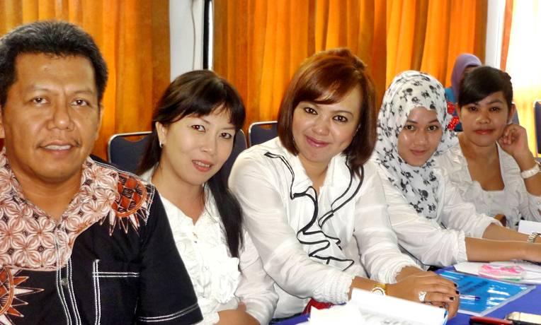 Foto bersama peserta diklat