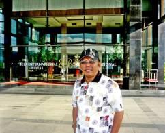 Didepan Bela Internasional Hotel