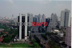 Wisma Bumiputera ditengah persaingan bisnis  Jl.Jend.Sudirman Kav.75 Jakarta 2910