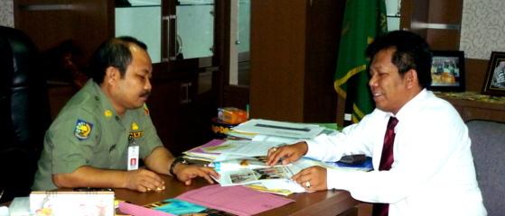 Tautoto TR menerima penjelasan Samiun