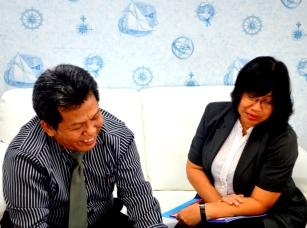 Samiun menjelaskan  Asuransi Mitra  Idaman & Mitra Mandiri