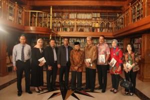Team Bumiputera dan BJ Habibie